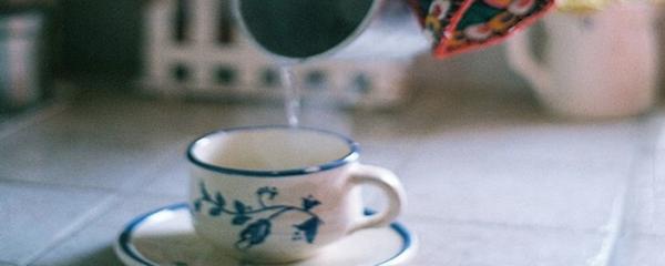 白湯のすすめ
