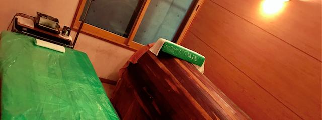 ハタイクリニックでのアーユルヴェーダ治療<br>【その2:ウッツアーダナ&スチームバス】